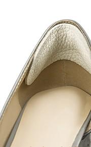1 Pair Shock Absorption Insole & Inserts PVC Heel Men's Women's White