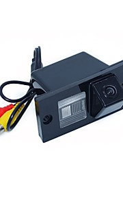 ziqiao 170 graders vinkel bil vende backup bagfra parkering kamera til hyundai h1