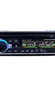 520 hands-free multifunkční autorádio autorádio bluetooth audio stereo v pomlčce fm aux vstupní přijímač usb disk sd kartu