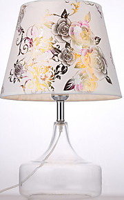 Cristal Ajustable Decorativa Lámpara de Mesa Para Metal 220-240V
