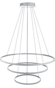 Lightinthebox Moderne / Nutidig Vedhæng Lys Baggrundsbelysning - LED, 110-120V 220-240V, Varm Hvid Hvid Dimbar med fjernbetjening, LED