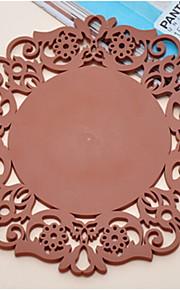Klassiek Muovi Rond Placemats Tafeldecoratie
