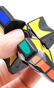 Rubikin kuutio 1 PCS z-cube 1-3-3 Alien 1*3*3 Tasainen nopeus Cube Rubik's Cubes Puzzle Cube Yksinkertainen Office Desk Lelut Stressiä ja
