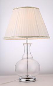 Metálico Moderno Cristal Decorativa Lámpara de Mesa Para Metal 220-240V