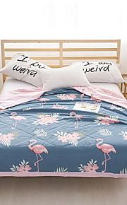 Comfortabel - 1 bedsprei Lente & Herfst Textiel Binnenwerk Bloemen