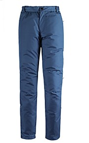 BEIQIU 男性用 スキーパンツ 防水 防風 ウォーム キャンピング&ハイキング スノーボード ウィンタースポーツ POLY パンツ ウォームパンツ ボトムズ スキーウェア / 冬