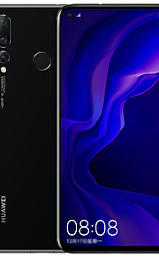 "Huawei nova 4 20MP 6.4 inch "" 4G Smartphone ( 8GB + 128GB 2 mp / 16 mp / 20 mp Hisilicon Kirin 970 3750 mAh mAh )"