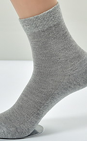 """άνδρες βαμβακερές κάλτσες μέσης 12 """"(31 cm)"""