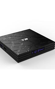 PULIERDE T9 TV Box Android 8.1 TV Box RK3328 4GB RAM 32GB ROM 콰드코어 뉴 디자인