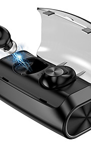 litbest v6 이어폰 무선 헤드폰 이어폰 pp + abs 이어폰 마이크 / 충전 박스 헤드셋 포함