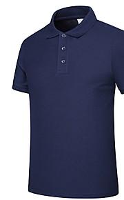 Ανδρικά T-shirt Μονόχρωμο Γκρίζο XL