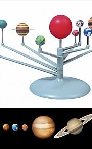 썬크림 별이 빛나는 갤럭시 시뮬레이션 1 pcs 조각 플라스틱 쉘 장난감 선물