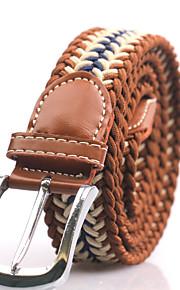 Unisex Pracovní / Cute Style / Volné kudrliny Skinny pásek - Puntíky / Barevné bloky