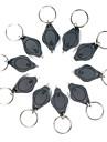 Lampes de poche Porte-cles lm 1 Mode - avec Piles Camping/Randonnee/Speleologie Noir