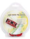 IDE la SATA 100/133 carte de convertor pentru HDD / CD / DVD