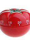Tomato Shaped 60-Minute Kitchen Cooking Mechanical Timer
