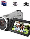 Family HD Camcorder with 3 Inch Screen Dual SD Card Slots(DC021)