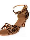 tyg övre dansskor balsal latinska skor för kvinnor mer färger