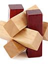 Puzzles en bois IQ Casse-Tete Casse-tete Chinois Jouets Niveau professionnel Vitesse Filles Garcons 1 Pieces