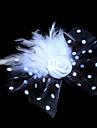 fulgi de fasole din tulul de flori se confruntă cu stil clasic feminin