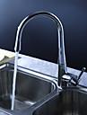 robinet de bucătărie contemporan - finisaj cromat