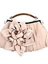 Elegant Polyester med blomma Evening Handväska / Top Handtag Bag (Fler färger)