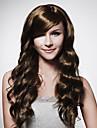 Syntetiskt hår peruker Lockigt #6 #35 #144 Blekt Blont #25 Dagligen