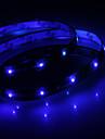 impermeabil 30cm 12-LED albastru a condus benzi de lumină (12V)