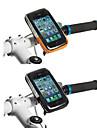 roswheel påse för iphone 4 / 4s / 5 / 5s / 5c avtagbar cykel blke