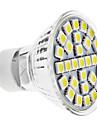 170 lm GU10 Spoturi LED MR16 29 led-uri SMD 5050 Alb Natural AC 100-240V