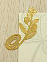 Nuntă Aniversare Cheful Burlacelor aliaj de zinc Semne de Carte & Cuțite pentru Scrisori Temă Grădină