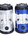 Lyktor & Tältlampor LED 120 lm 1 Belysning läge Vattentät / Taktisk / Superlätt Camping / Vandring / Grottkrypning