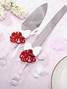 din oțel inoxidabil de servire seturi asiatice tema panglică cadou caseta de primire nunta