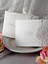 floral invitație tri-ori nunta relief (set de 50)