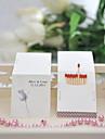 結婚式 / パーティー 素材 コートボール紙 結婚式の装飾 フローラルテーマ / 結婚式 春 夏 オールシーズン
