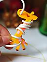 canette de caoutchouc girafe canette (couleur aleatoire)