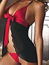 Uniforme Costume Cosplay Feminin Halloween Carnaval An Nou Festival/Sărbătoare Costume de Halloween Roșu negru Peteci