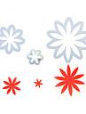 Daisy flori Tort set de tăiere de 3 piese