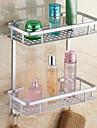 Ράφιι μπάνιου Σύγχρονο Αλουμίνιο 1 τμχ - Ξενοδοχείο μπάνιο