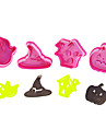 Cookie Cutter 3D Halloween 's Day Set Decoration Cake Mould