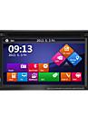TH8129GA 6.2 inch 2 Din Windows CE 6.0 / Windows CE In-Dash DVD player GPS / Touch Screen / Bluethoot Încorporat pentru Παγκόσμιο A sustine / iPod / Interfață 3D / Comenzi Volan / Ieșire Subwoofer