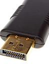 DisplayPort Male la HDMI v1.3 Adapter Femeie