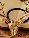 De aur Deer cap Hairtie