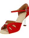 Satin Pantofi de dans maximă de moda pentru femei personalizate lui