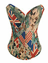 Topmelon femei sexy clasic corset 662D