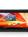 A33 7 inch Android Tablet (Android 4.4 1024*600 Miez cvadruplu 512MB RAM 8GB ROM)
