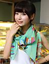 Alin-kiss Fashion șifon Scarf (SJ026)