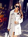 Femei de moda de lână Coat