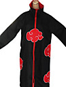 Inspired by Naruto Akatsuki Anime Cosplay Costumes Cosplay Suits Print Long Sleeves Cloak For Men\'s