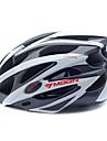 MOON cykelhjälm 25 Ventiler CE Cykelsport Halv Skal Berg PC EPS Vägcykling Cykling / Cykel Mountainbike